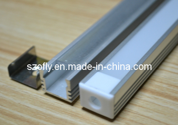 LED Extrusions Alu Profile for SMD5050, 5630 Strip Light