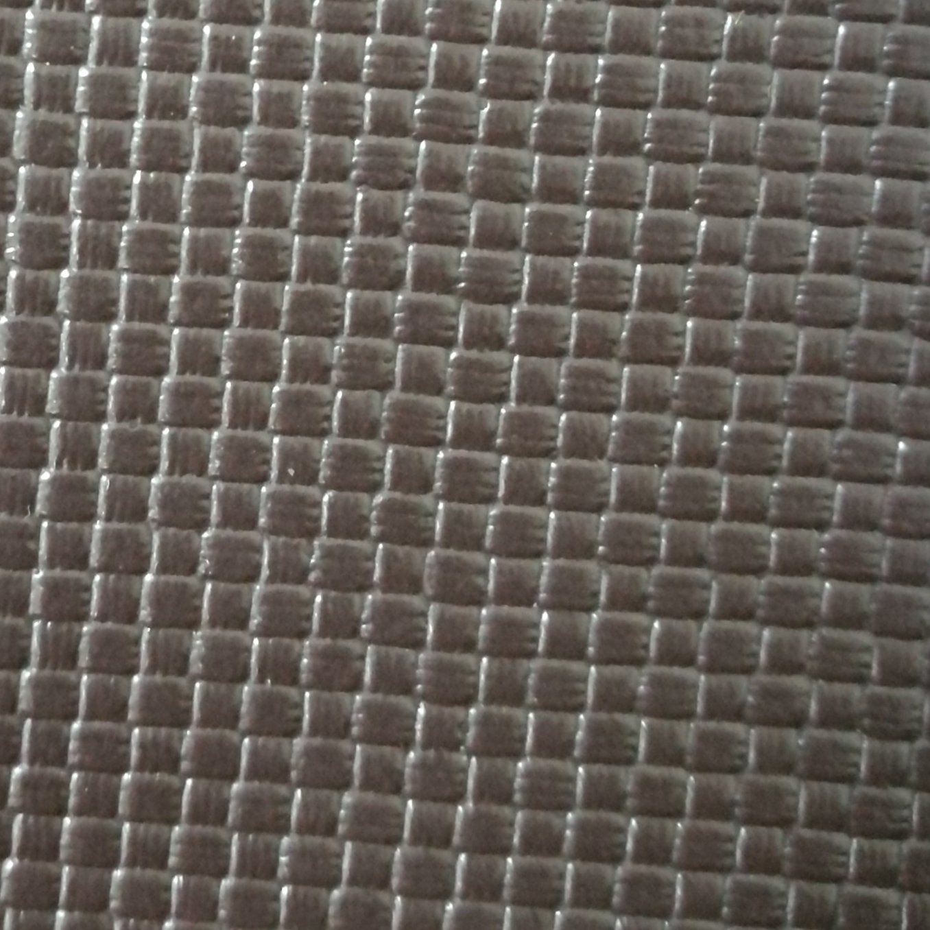 PVC Leather of Compiling Lines Luggage Bags