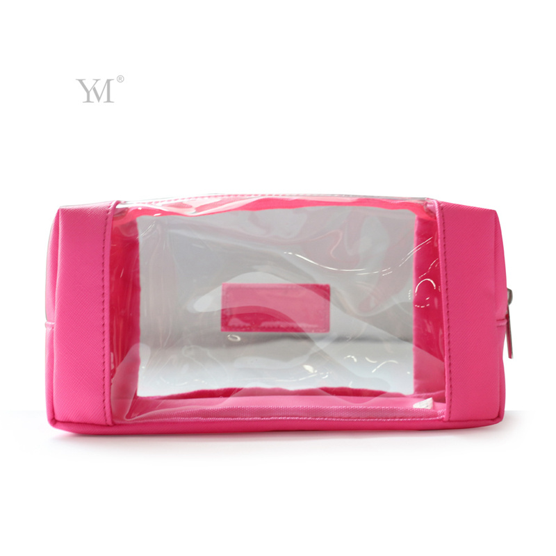 Promotional New Fashion Various Colors PVC Cosmetic Bag