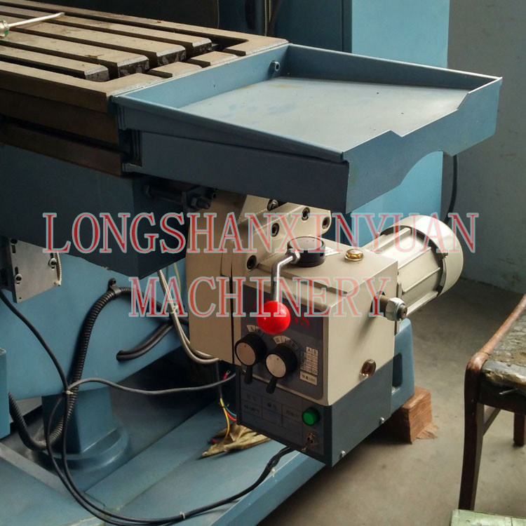 Al-206xb Vertical Mechanical Power Feed for Milling Machine