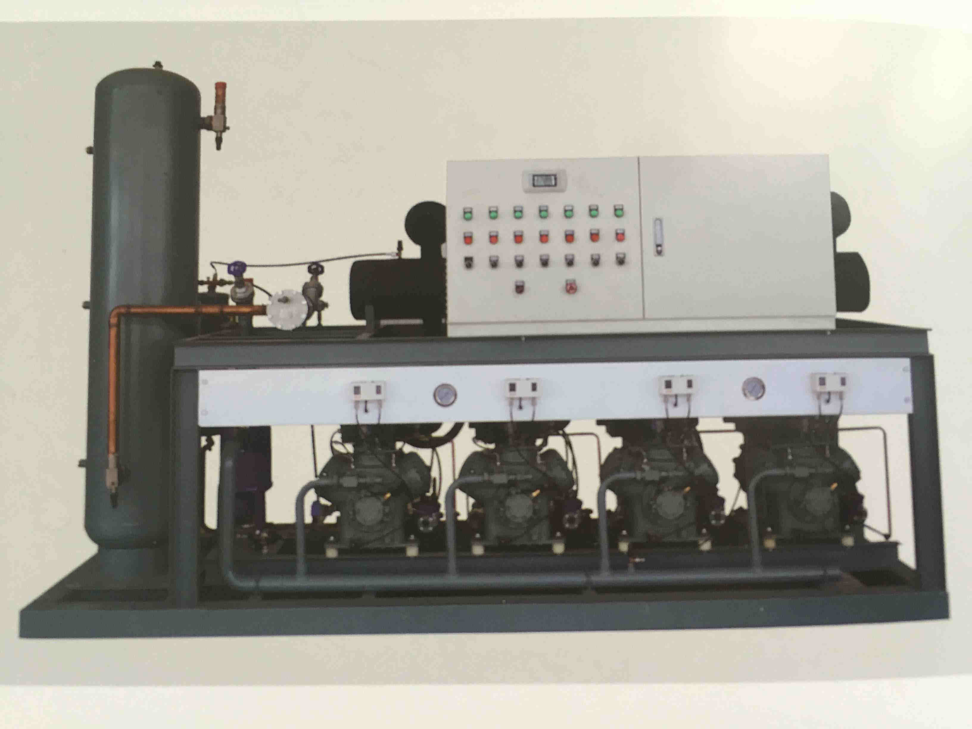 Gea High Temperature Piston Parallel Unit Refrigeration Compressor