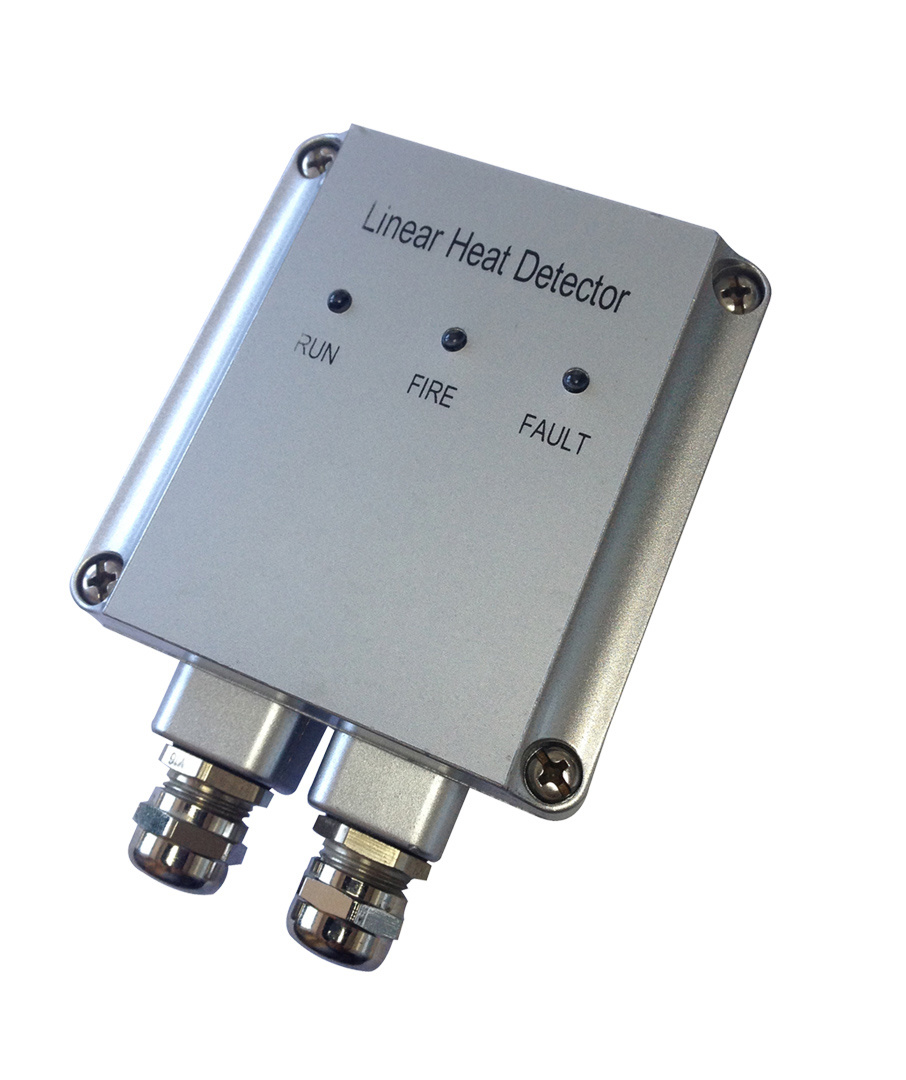 FM Proved Linear Heat Detectors