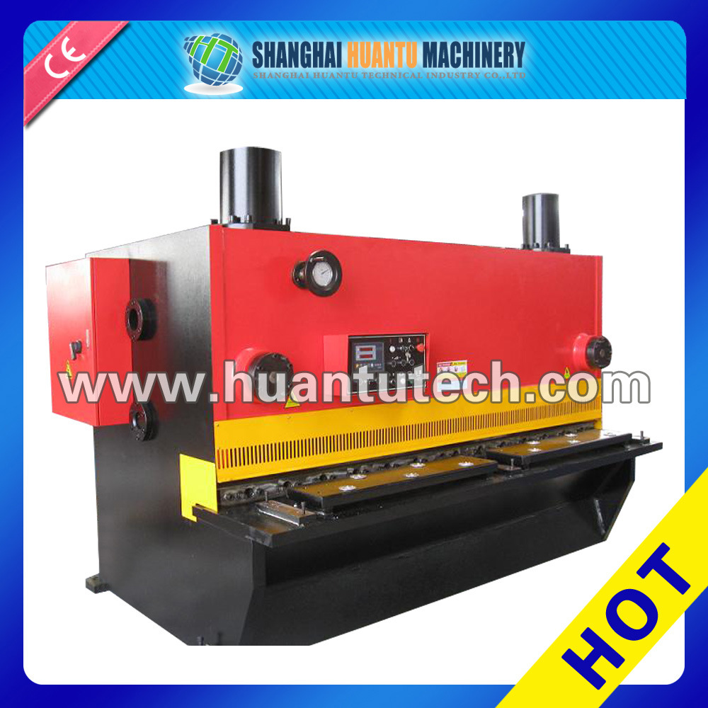 Metal Plate CNC Cutting Machine Cutter Shearing Machine