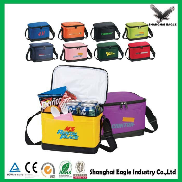 Custom Promotional Cooler Bag Non Woven