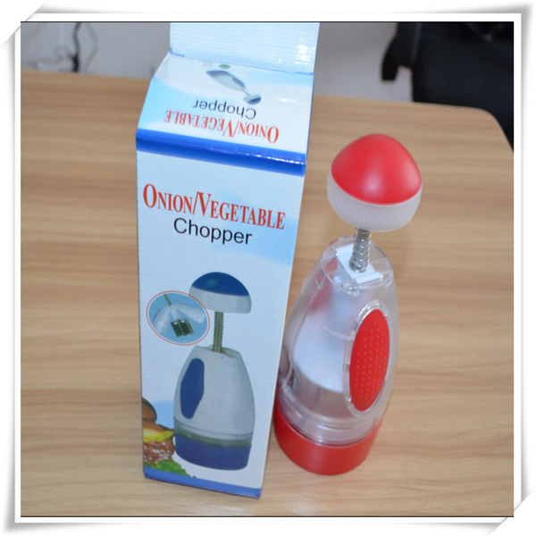 Food Grade Plastic Chopper Kitchenware (VK14038)