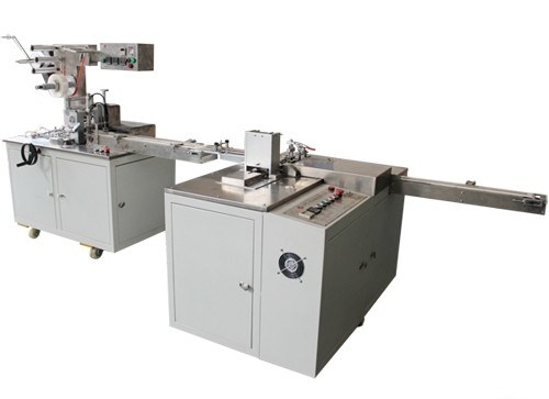 Eraser Sharpener Paper Sleeve Wrapping Machine (SINYO-60)