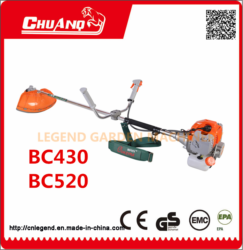 43cc Handheld Gasoline Brush Cutter with Ce Certification