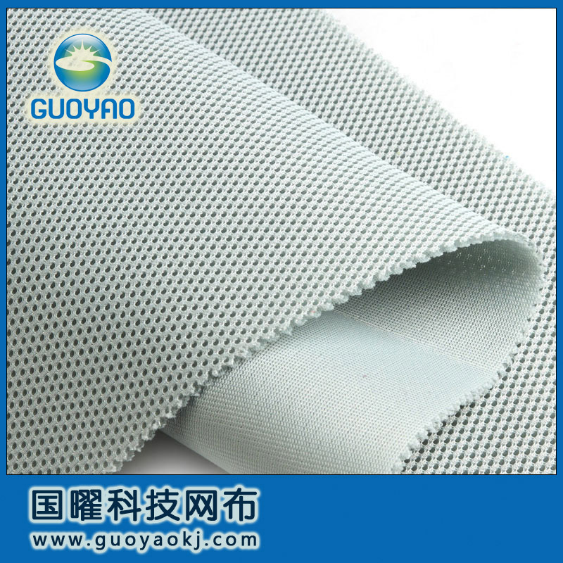 New Design Apparel Fabric, 100% Polyester Mesh Fabric for Mattres