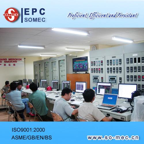 Power Plant Control & Instrument Equipment