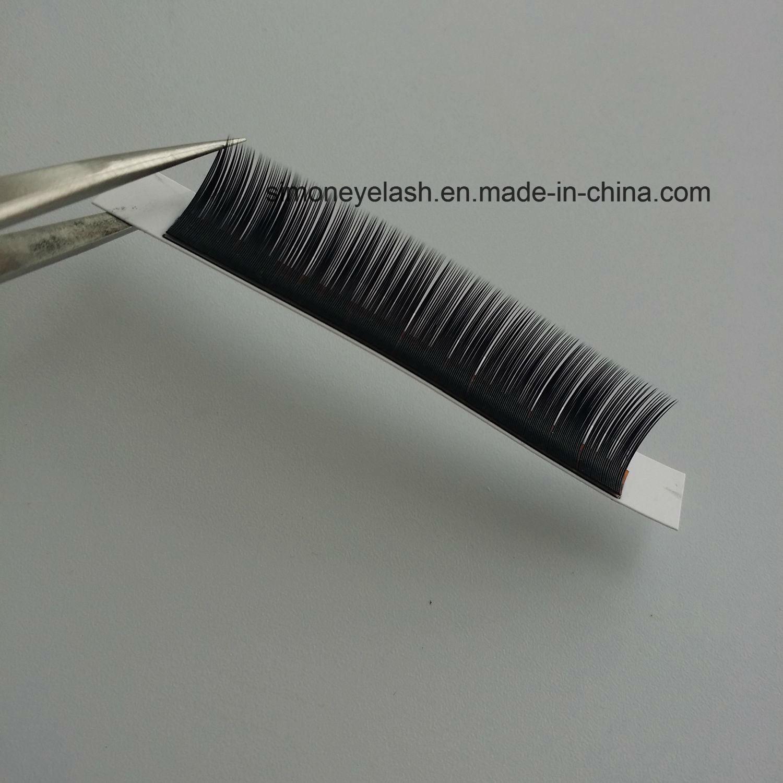 Korea Synthetic Lashes Individual Eyelash Volume Lashes