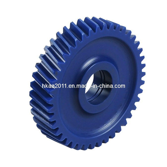 China small plastic nylon pinion helical gears for toys for Small electric motor gears