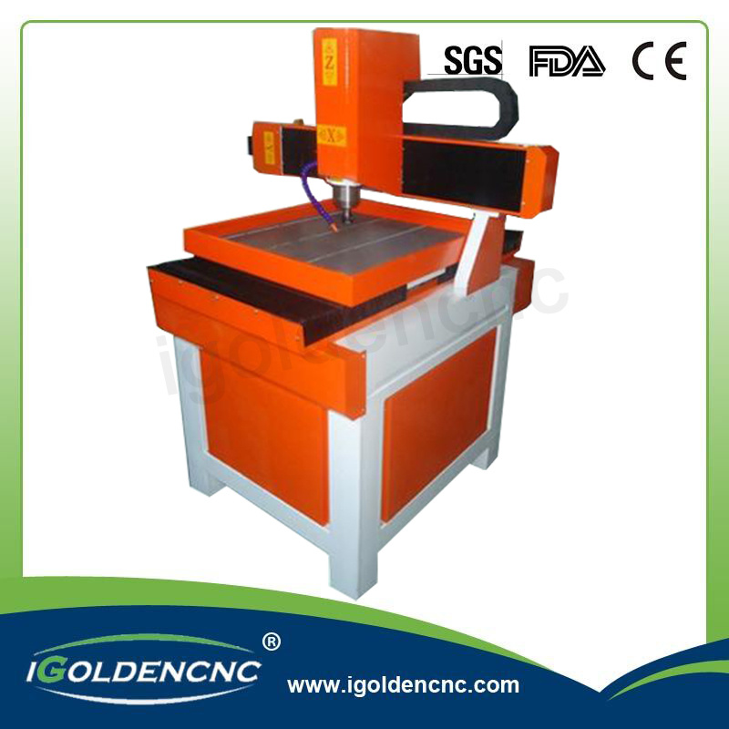 CNC Metal Engraving Machine for Engraving Cutting Wood, Aluminum, Steel