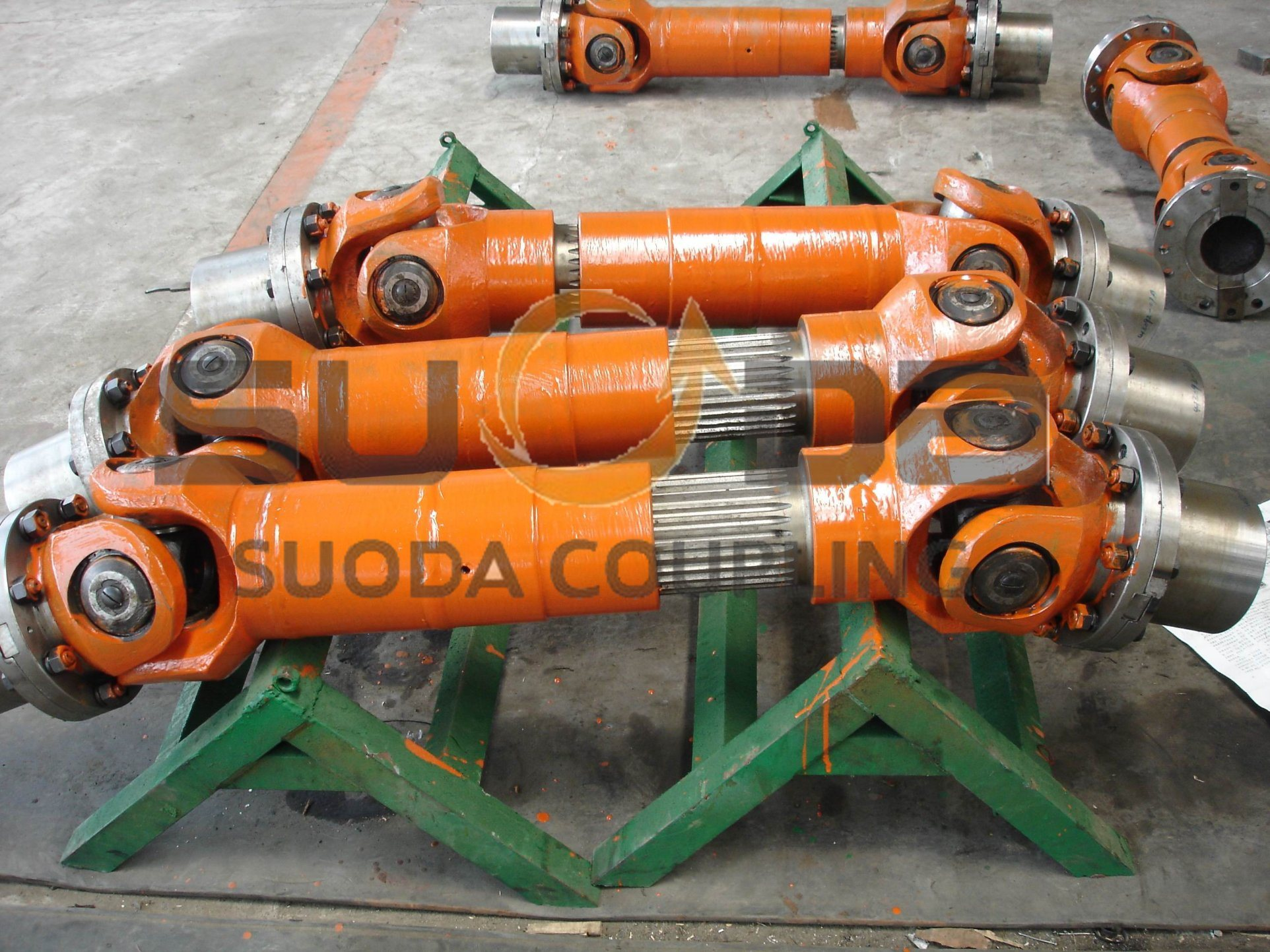 SWC Series Shaft/Universal Coupling