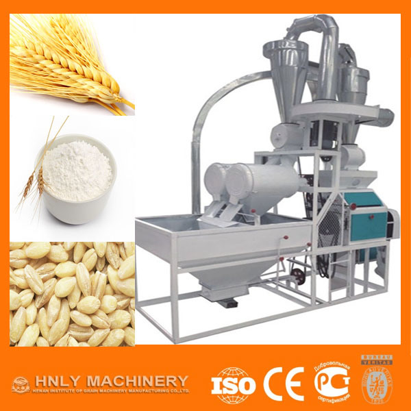 Small Scale Wheat Flour Mill Machine/Small Flour Mill Machinery Prices