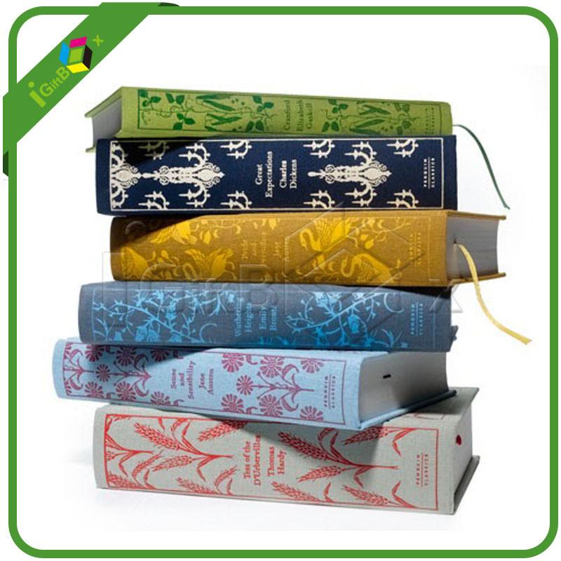 Custom Book Printing Hardcover with Perfect Binding