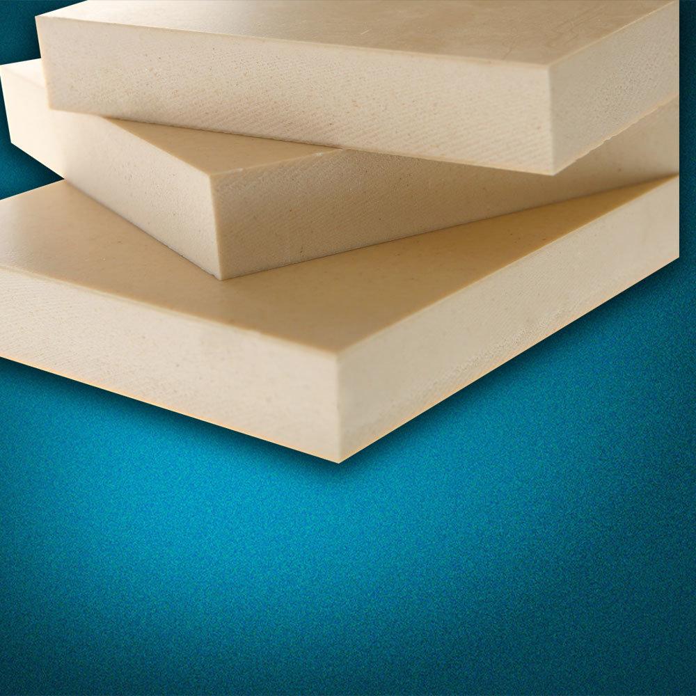 Heat Insulation WPC Plastic Construction Board