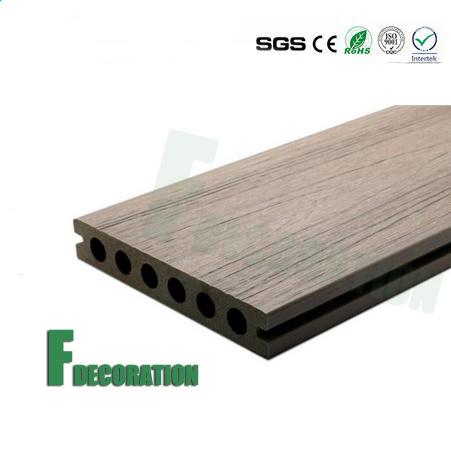 Co-Extrusion Wood Composite Outdoor Decking WPC Floor