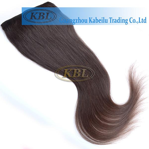 Brazilian Clip-in Hair, Human Hair Extension