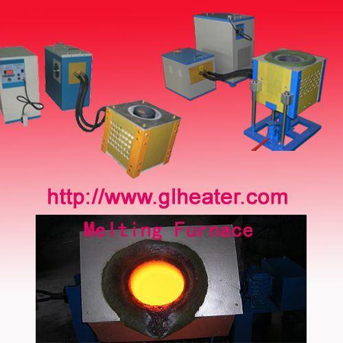 Dump Induction Melting Furnace for Melting Metal, Gold, Silver, Copper etc