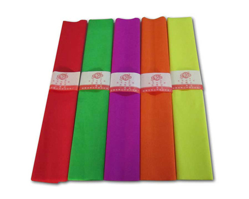 where to buy crepe paper Brilliant colors of art crepe in extra strong, fire resistant folds that can be shaped and stretched to almost anything.