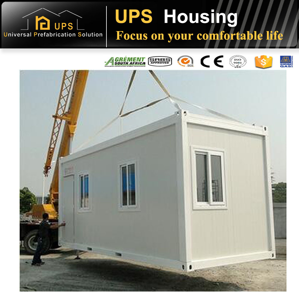 Long Service Time New Technology Container House Structure Villa