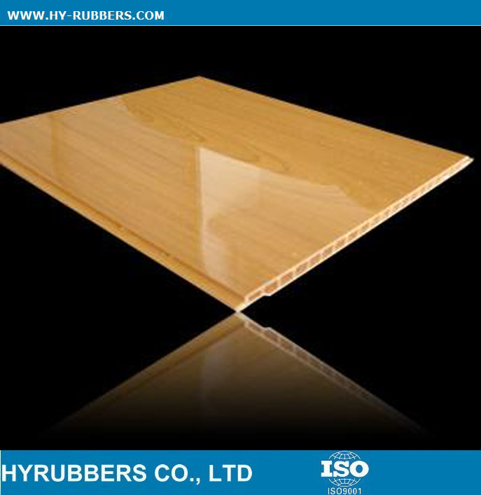 Laminated Wood Colour PVC Panels