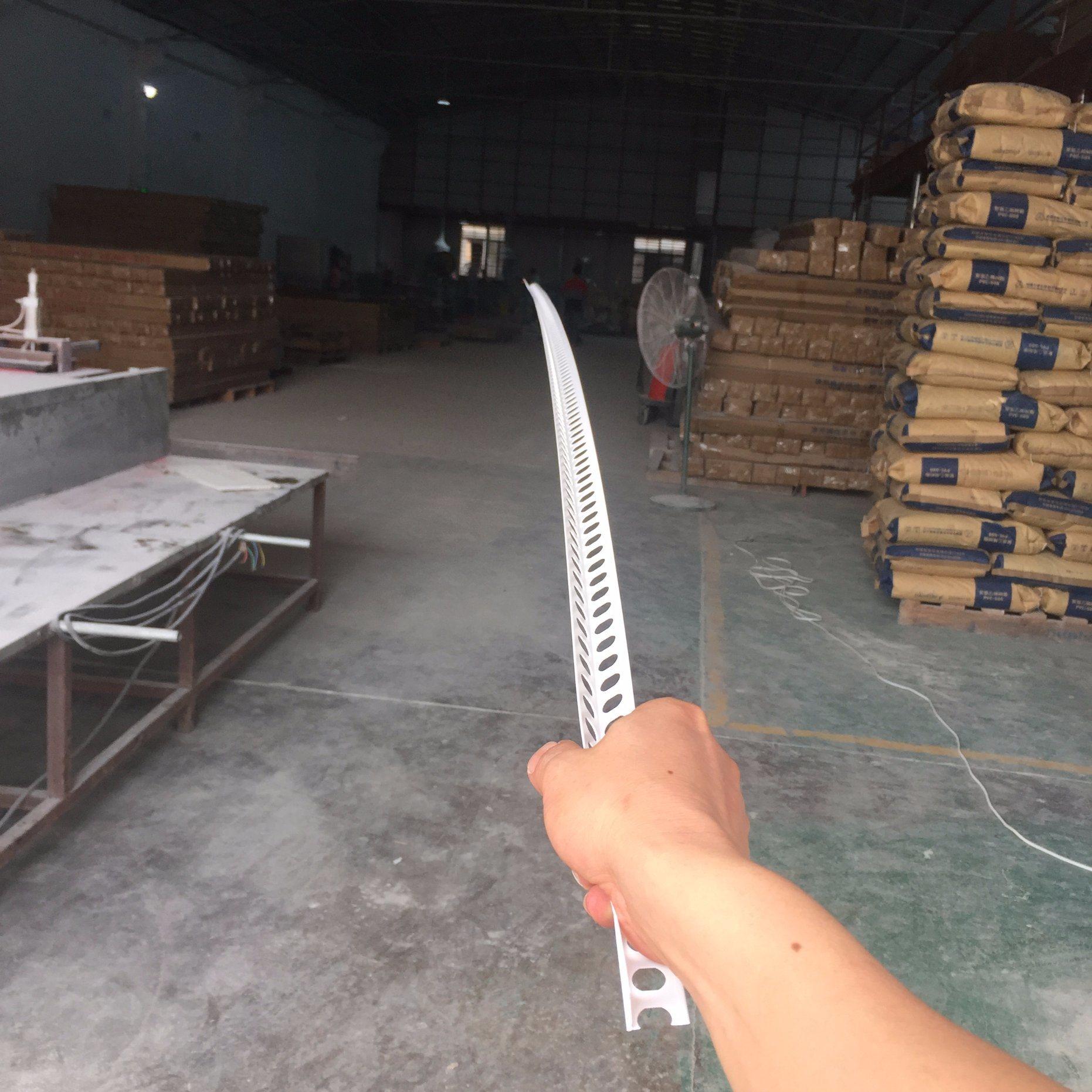 PVC Corner Bead for Wall Plastering