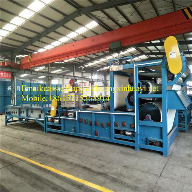 Sludge Dewatering Machine for Municipal Industrial Wastewater Treatment