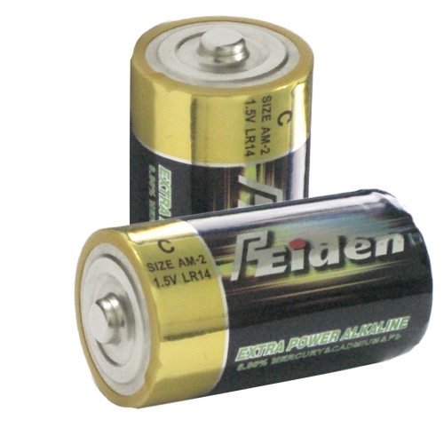 China 1.5V Lr14 C Alkaline Battery - China Battery, Alkaline Battery