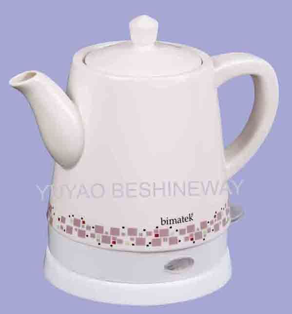 Porcelain Electric Kettle ~ China ceramic electric kettle wk a kettles