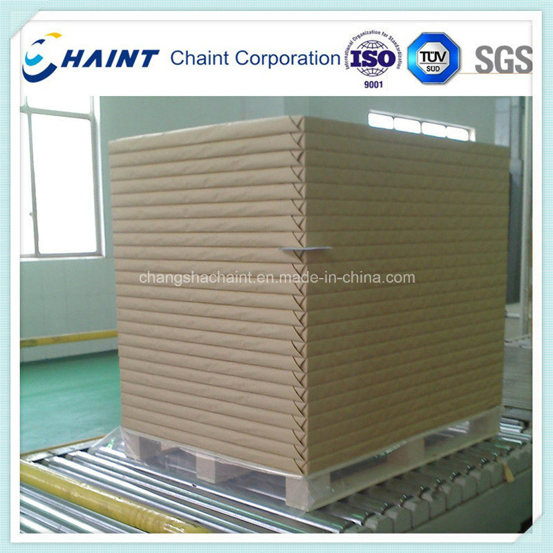 2017 Hot Sale Pallet Conveyor System in Paper Mill