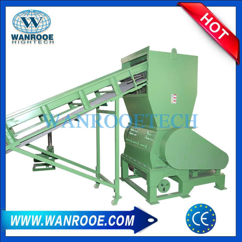 Recycle Small Pipes Crusher Machine