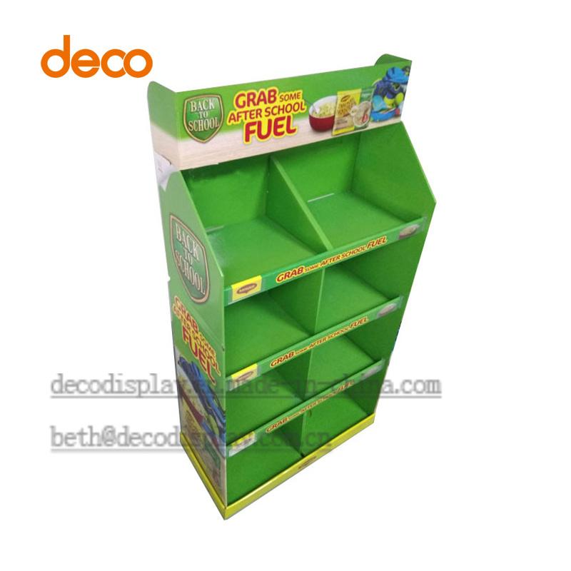 Floor Display Cardboard Display Stand Paper Display