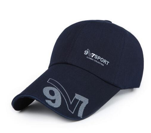 Long Visor Fishing Baseball Cap