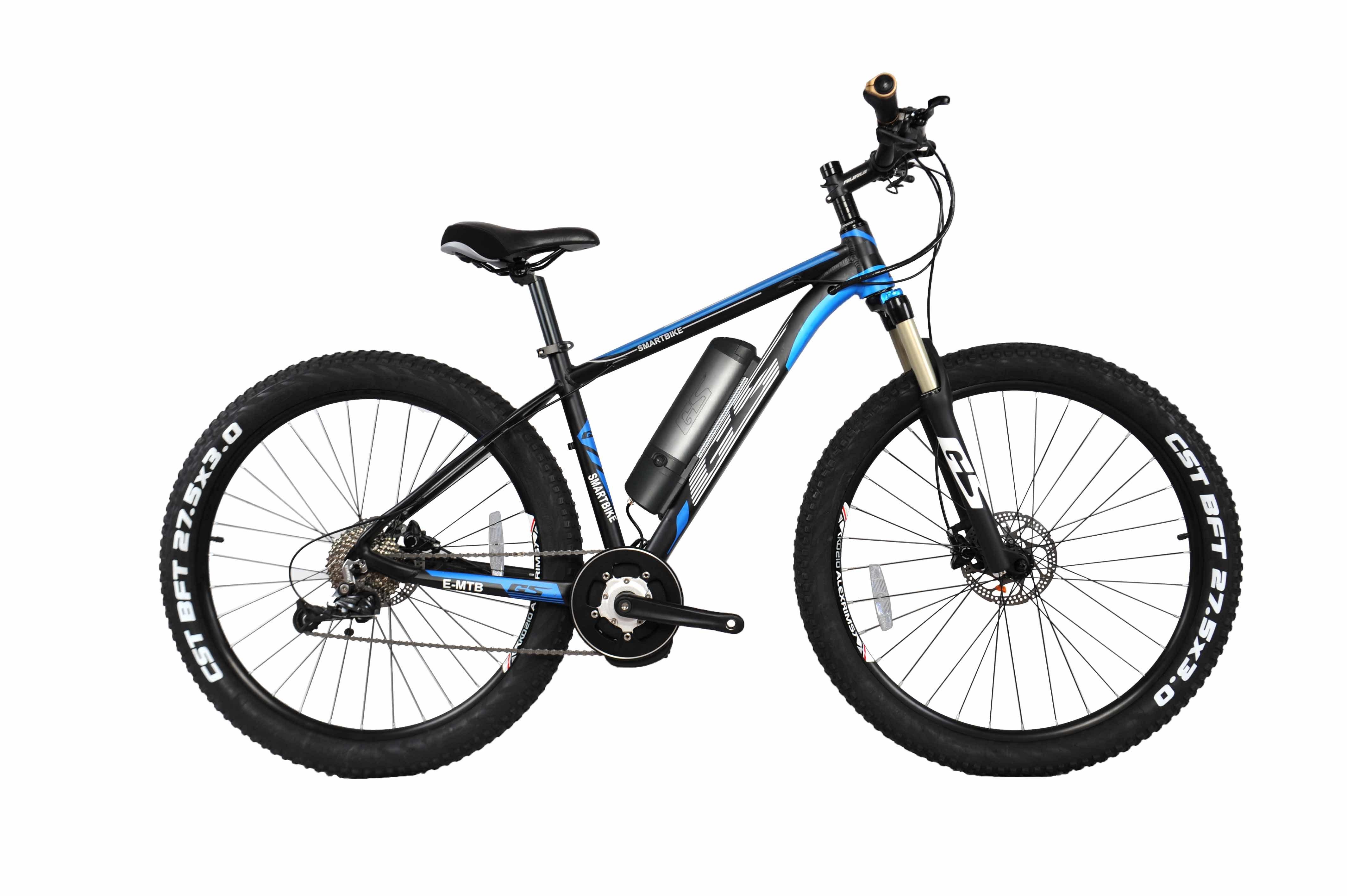 GS-010 27.5 Inch Aluminum Alloy MTB Electric Bike E-Bike