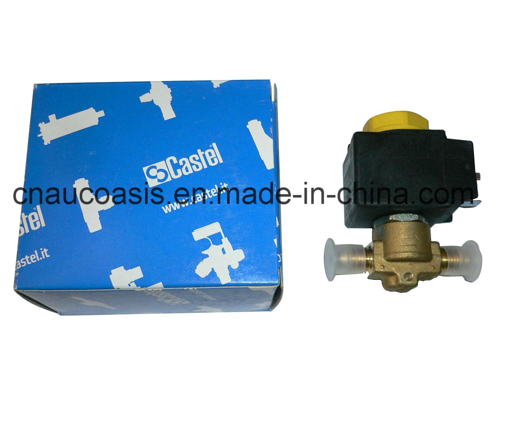 1068/4A6 Castel Solenoid Valve for Refrigeration System Control