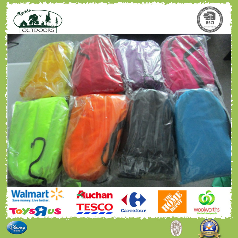 Nylon Lazy Sleeping Bag Inflatable Air Sofa