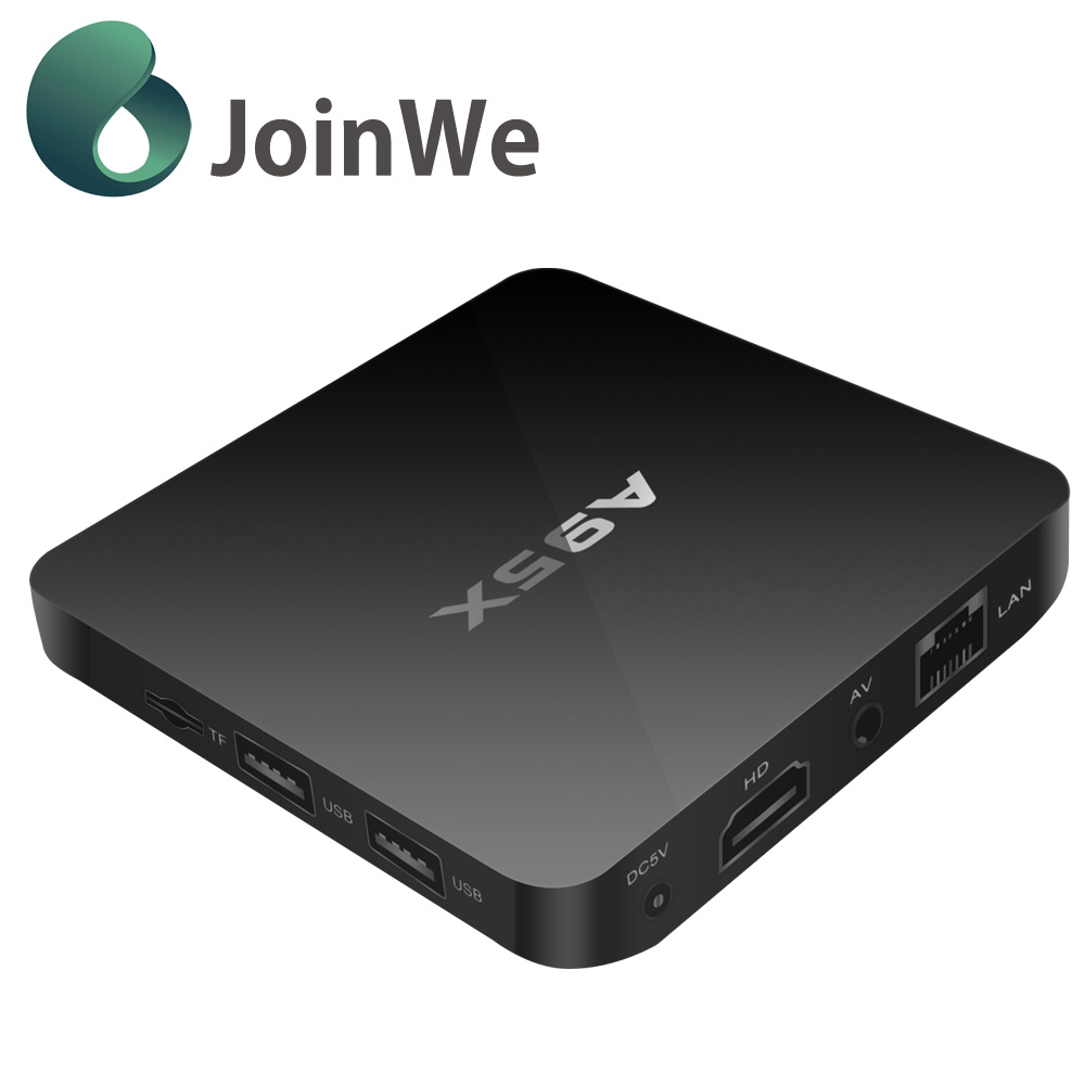 A95X Set Top Box S905X Android Ott Internet TV Box
