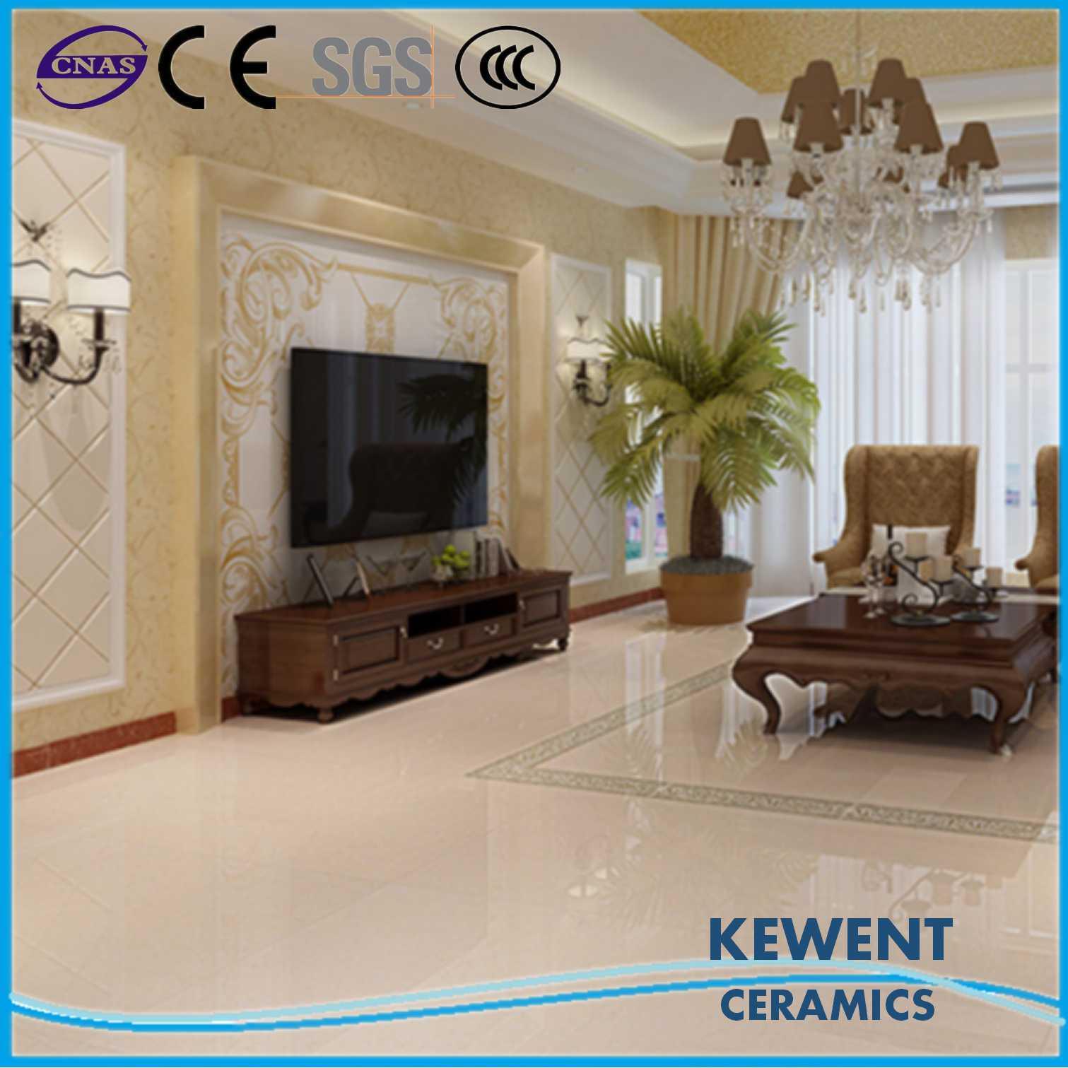 600*600mm Pink Double Loading Tulip Barossa Series Polished Porcelain Floor Tile