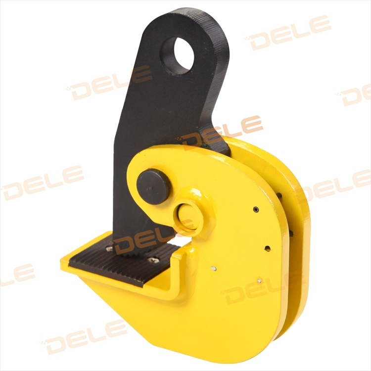 Hot Seller Dl -Type Horizontal Plate Clamp Lifting Clamp
