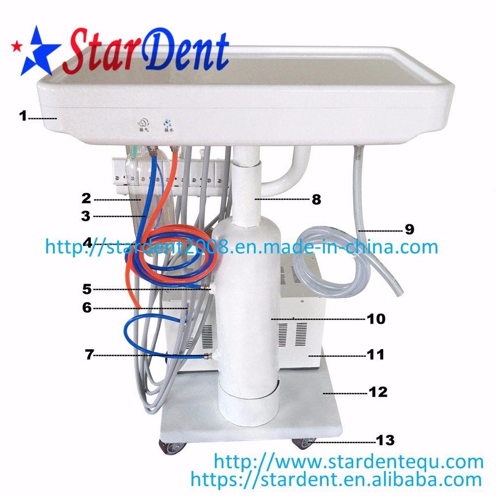 Dental Unit Spare Parts of Dental Operation Unit