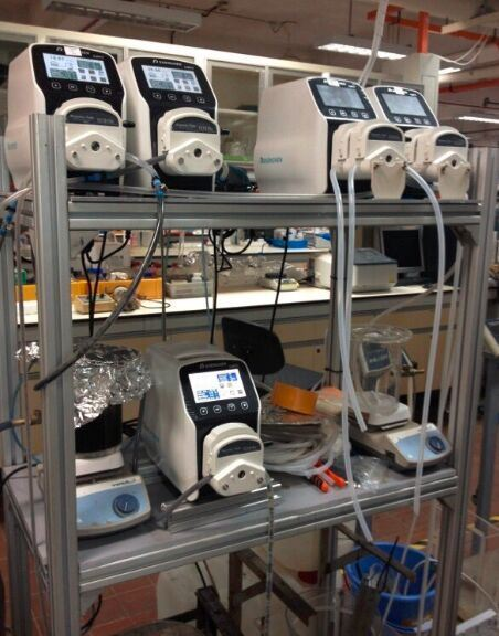 Laboratory Chemicals Peristaltic Dosing Pump