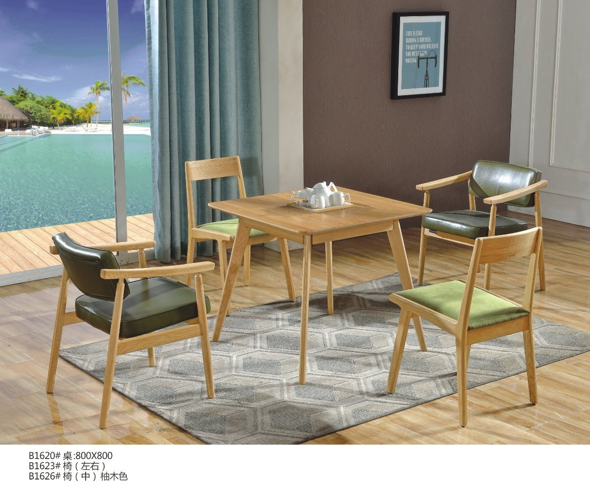Wooden Soft Chairs