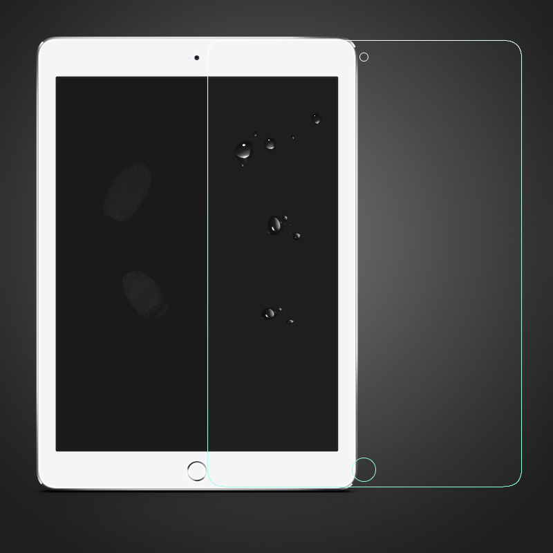 HD Tempered Glass Tablet Screen Guard for iPad Air Screen Protector