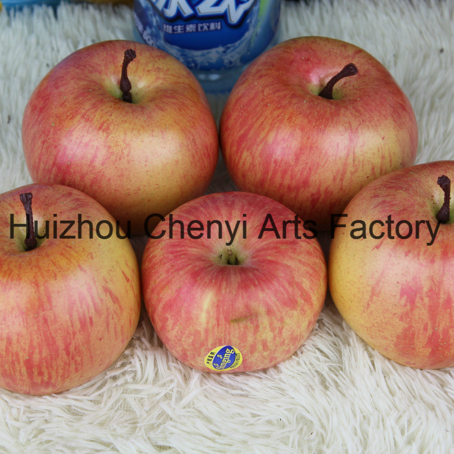 Decorative High Simulation Foam Artificial Fruit
