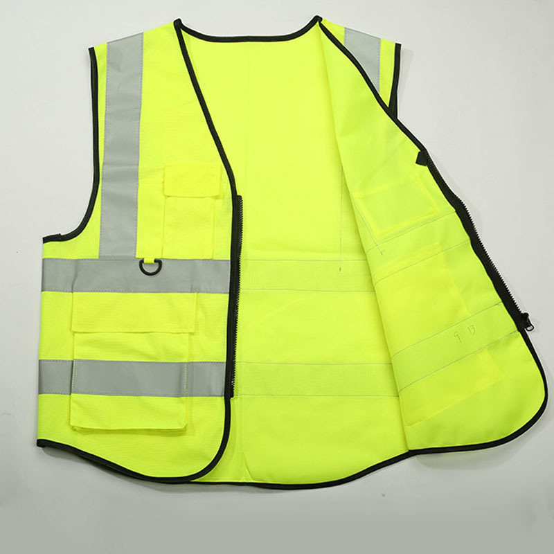 Custom Safety Vest High Visibility Safety Wear Safety Uniform Workwear