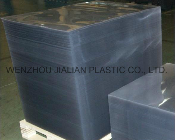 Rigid Transparent PVC Film for Vacuum Thermoforming