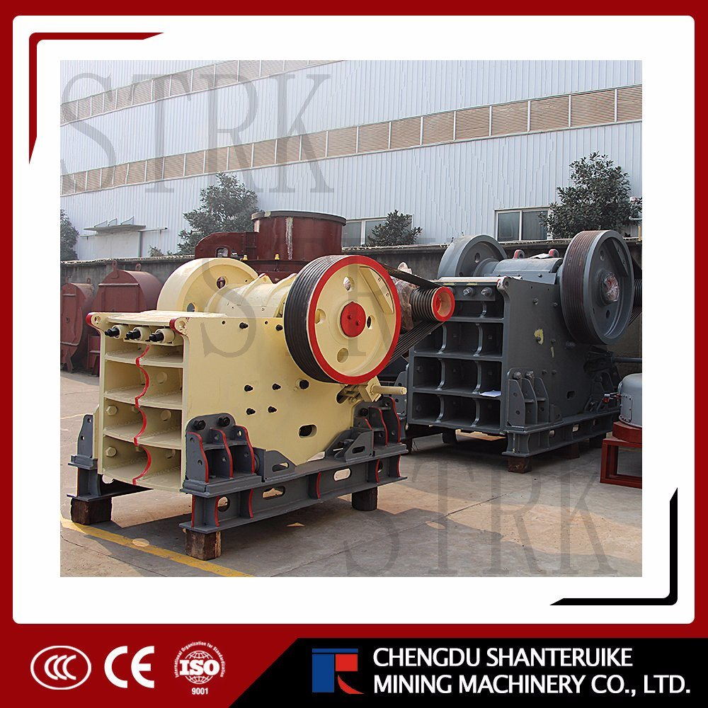 PE250X400 Medium Size Quarry Stone Crusher