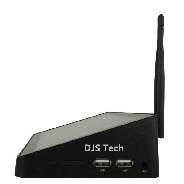 Quad Core Mini PC / Mini Computer with 7inch Touch Screen
