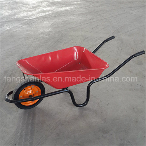 Popular Construction Tool Iron Wheelbarrow